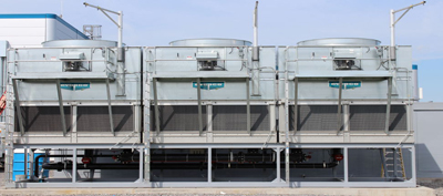 ac services - Chilled Water Systems - Cooling Towers