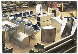 ac services - Ductwork Fab & installation